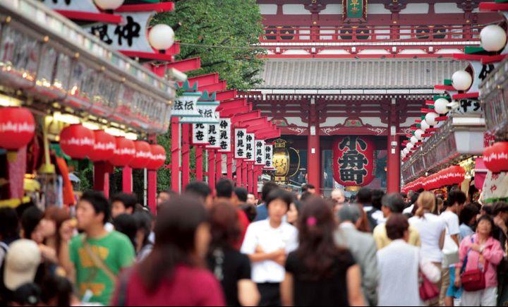 Tour to Asakusa