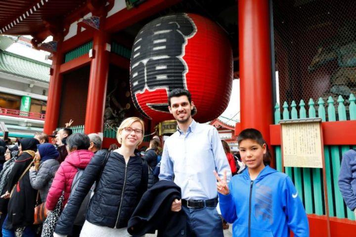 Visit Asakusa